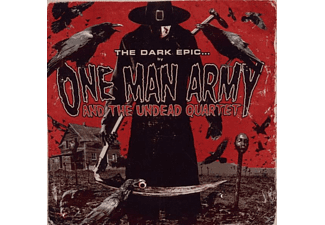 One Man Army & The Undead Quartet - The Dark Epic - (CD)