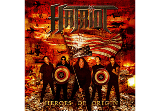 Hatriot - Heroes Of Origin - (CD)
