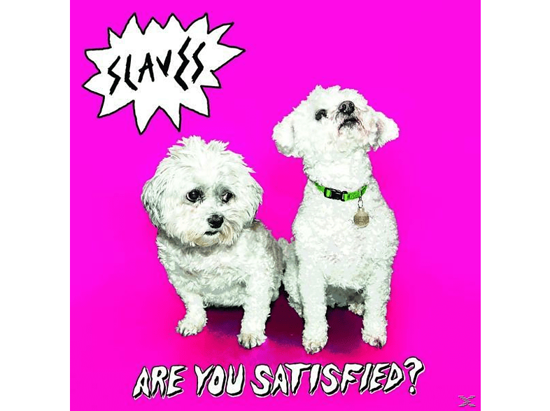 The Slaves - Are You Satisfied? [CD]
