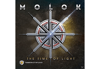Molok - The Time Of Light [CD]