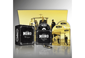 Mono Inc. - Terlingua Deluxe-Box - (CD + DVD Video)