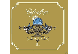 VARIOUS - Cafe Del Mar-Classic Vol.3 - (CD)
