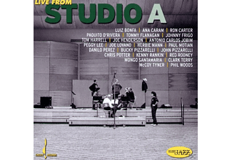 VARIOUS - Live from Studio A - (CD)