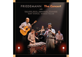 Friedemann - The Concert - (SACD Hybrid)