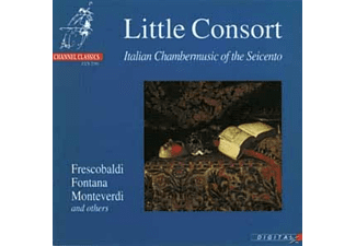 Little Consort - Italian Chamber Music Of The Seicento - (CD)