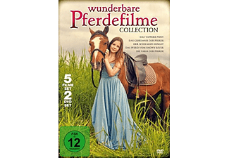 Wunderbare Pferdefilme Collection - (DVD)