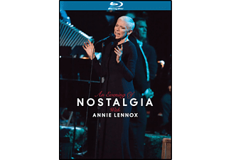 Annie Lennox - An Evening of Nostalgia with Annie Lennox (Blu-ray)