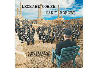 Leonard Cohen - Can't Forget : A Souvenir Of The Grand Tour CD