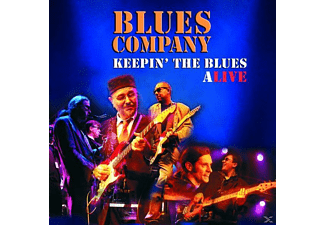 Blues Company - Keepin' the Blues Alive - (CD)