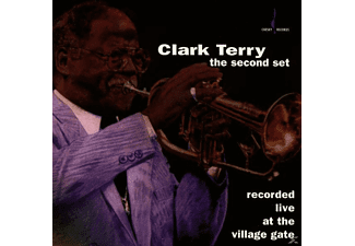 Clark Terry - The Second Set - (CD)