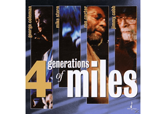 Stern - 4 Generations Of Miles - (CD)