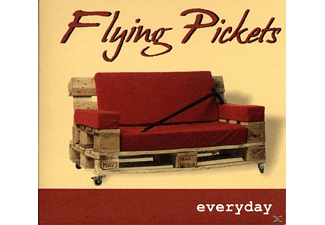 The Flying Pickets - Everyday [CD]
