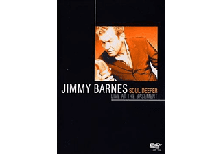Jimmy Barnes - Jimmy Barnes - Soul Deeper - Live At The Basement - (DVD)