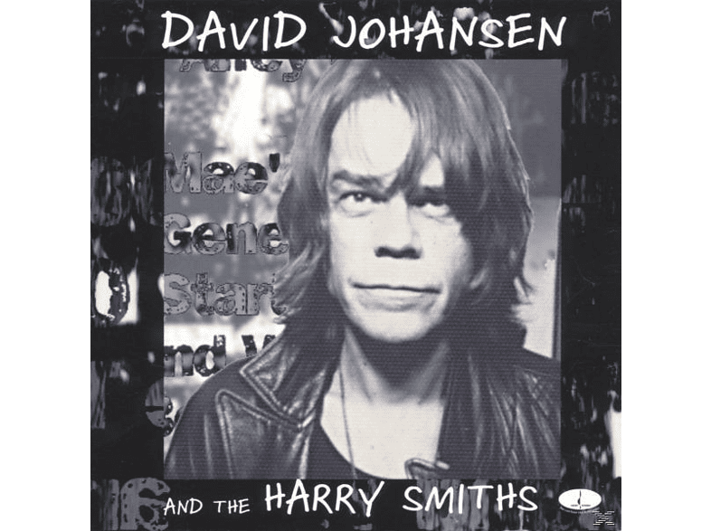 David & The Harry Smiths Johansen - David Johansen  And The Harry Smiths [CD]