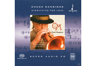 Chuck Mangione - Everything For Love (Mehrkanal) - (SACD Hybrid)