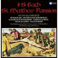 Nicolai Gedda, Christa Ludwig, Walter Berry, Philharmonia Choir, Pears Peter - Matthäus Passion (Ga) [CD]