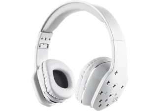 URBAN REVOLT Casque audio Over-ear Mobi Blanc (20113)