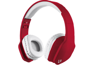 URBAN REVOLT Casque audio Over-ear Mobi Rouge (20114)