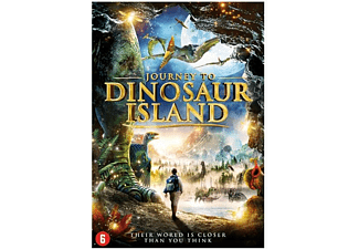 Journey to Dinosaur Island DVD