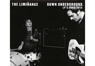 Liminanas - Down Underground: Lps 2009/2014 [CD]