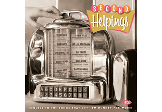 VARIOUS - Second Helpings-Sequels To The Songs That Left ' - (CD)