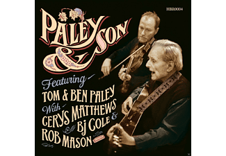 Tom & Ben Paley - Paley & Son - (CD)