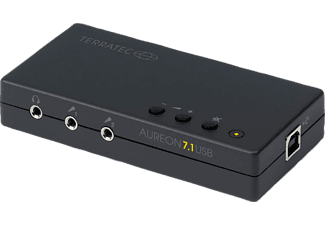 TERRATEC Carte son Aureon 7.1 USB (10715)