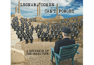 Leonard Cohen - Can't Forget - A Souvenir of the Grand Tour (CD)