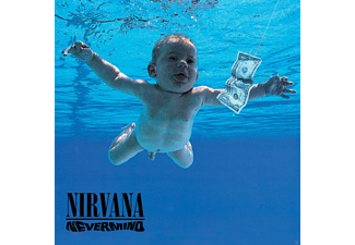 Nirvana - Nevermind (Remastered) CD