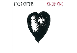 Foo Fighters - One by One (Vinyl LP (nagylemez))