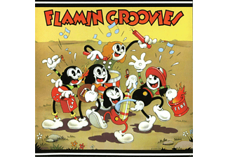 The Flamin' Groovies - Supersnazz - (CD)