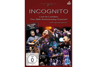 Incognito - Live In London - The 30th Anniversary Concert - (DVD)