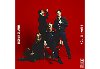 The Vaccines - English Graffiti - Deluxe Edition (CD)