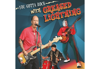 Greased Lightning - You Gotta Rock With - (Vinyl)