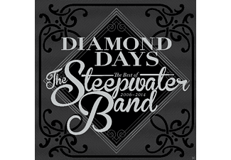 The Steepwater Band - Diamond Days-Best Of The Steepwater Band 2006-14 - (CD)