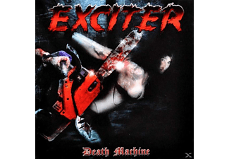 Exciter - Death Machine - (CD)