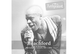 Roachford - Live At Rockpalast - (CD)