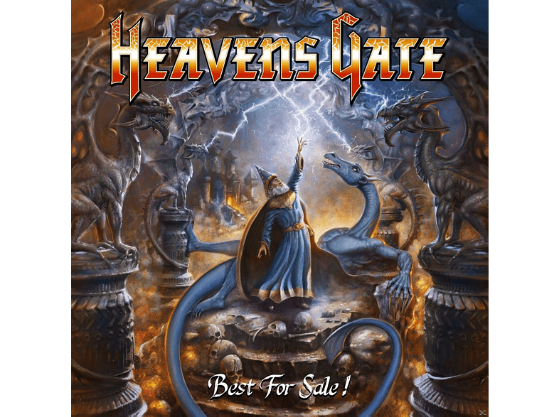 Heavens Gate - Best For Sale! (Remastered) [CD]