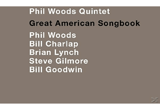 Phil Quintet Woods - Great American Songbook - (CD)