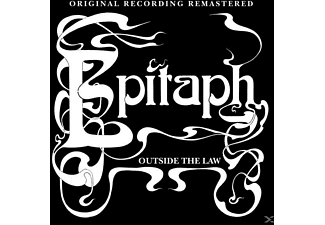 Epitaph - Outside The Law/Re-Release - (CD)
