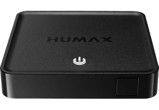 HUMAX H1 Streaming Player, Schwarz
