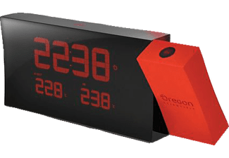OREGON SCIENTIFIC Weerwekker rood (RMR221P)