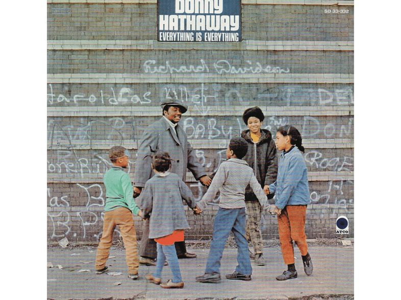Donny Hathaway - Everything Is Everything [CD]
