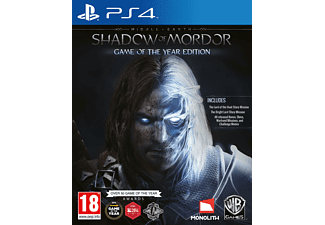 Middle-Earth: Shadow Of Mordor (Game Of The Year Edition) | PlayStation 4