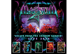 Magnum - Escape From The Shadow Garden-Live 2014 - (CD)