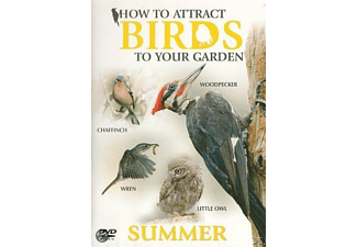 How To Attract Birds - Summer [DVD]