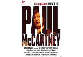 VARIOUS - A Musicares Tribute To Paul Mccartney - (DVD)