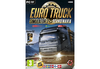 Euro Truck Simulator 2: Scandinavia  PC