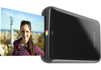 POLAROID ZIP Mobile Printer, noir Imprimante photo Noir