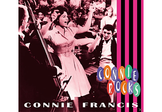 Connie Francis - Connie Rocks - (CD)